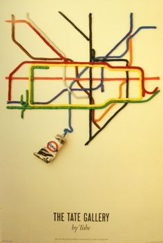 Tate Gallery by Tube