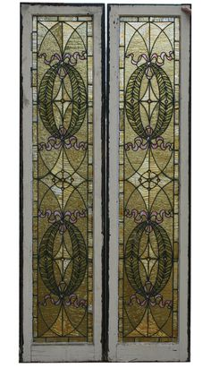 86 Best Stained Glass Transoms Doors And Sidelights