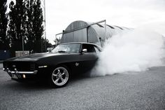 Classic American Muscle