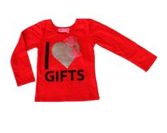 I Love Gifts Holiday Tee