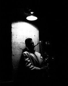 Stan Getz by William Claxton