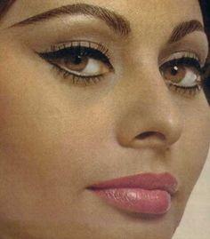 Makeup Looks/Sophia Loren