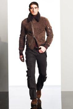 Farfetch - For the Love of Fashion. Polo Ralph LaurenLeather JacketMen s ... eabb4956bcac4