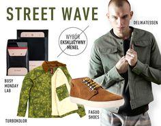 BLOGGERS CHOICE: Street wave www.hushwarsaw.com #streetwave #ekskluzywnymenel #bloggers #trends #polish #fashion #hushwarsaw #busymondaylab #turbokolor #faguoshoes #delikatessen