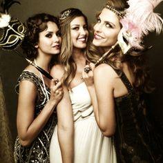 Great Gatsby Masquerade Dresses