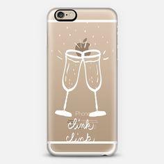 Clink Clink Transparent - Classic Snap Case
