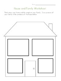 Family worksheets...printable
