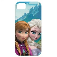 Anna & Elsa Frozen #disney #movie #iphone if I ever get an iPhone I want this case!!!!