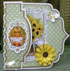 De kaarten van ons Mam Ticket Card, Fancy Fold Cards, 3d Cards, Scrapbook Journal, Card Patterns, Mini Albums, Diy And Crafts, Christmas Cards, Birthdays