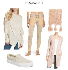 Labor Day Weekend Looks - Staycation
