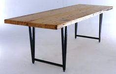 Reclaimed Wood Table #2 by Kellam Clark Design