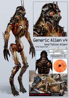 The concept art of District Alien Alien Concept Art, Creature Concept Art, Creature Design, Aliens, Character Art, Character Design, Beast Creature, Alien Design, Alien Races
