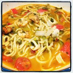 My Student Food: Thai Red Curry Soup