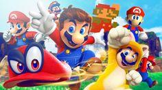 Super Mario Odyssey Playable at San Diego Comic Con