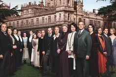 NEWS FLASH!!! lots of little tidbits in this article about Downton Abbey Series 5....gonna be a great season!