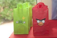 Angry Birds Birthday Party Ideas | Photo 23 of 26 | Catch My Party