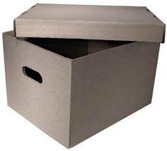 acid free corrugated box
