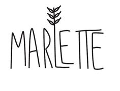 logo marlette organic bio homemade cooking  kit cooking