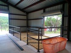 panel horse barns inside - Google Search