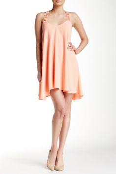 Sweet As Peach Dress by Lucy Paris on @nordstrom_rack