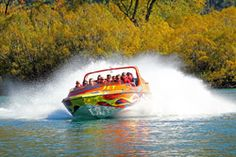 60-minute Queenstown Jet Boat Experience, Queenstown (from $95.00)