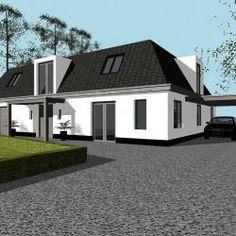 nieuwbouw woonhuis bergen NH