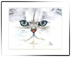 Rainbow Card Company Matted Print 11 by 14Inch  Sabago >>> See this great product.
