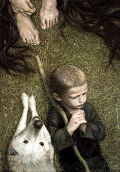 Dragan Bibin ~ Banished Demons - Serbian Mythology