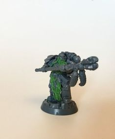 Rune priest conversion - + SPACE WOLVES + - The Bolter and Chainsword Bolter And Chainsword, Space Wolves, Priest, Runes, Conversation, Wolf, Miniatures, Carving, Wood Carvings