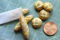 5 tips for super realistic miniature foods.