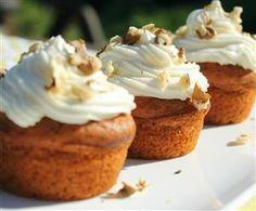 Sütőtökös muffin recept