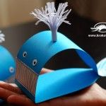 Paper Whale