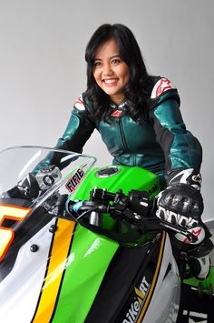 Watch Out Malaysia Motorcycle Grand Prix — There's a New Girl in Town