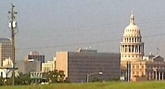 City of Austin in Texas