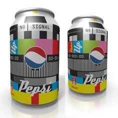 """Las latas de Coca-Cola no son las únicas que se engalanan de vez en cuando con motivo de eventos especiales. También a las latas de su gran rival en mercado de las bebidas refrescantes, Pepsi, les gusta cambiar de """"look"""". Neat Designs ha realizado una recopilación de ediciones limitadas de latas de Pepsi y también …"""