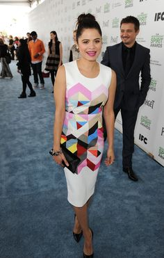 Melonie Diaz in Preen - 2014 Film Independent Spirit Awards
