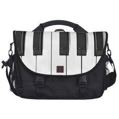 Sac musical d'ordinateur portable de banlieusard d sacoches pour ordinateur portable