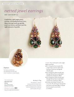 Beadwork Magazine Favorite Bead Stitches 2012 by BeadworkBrasil - issuu