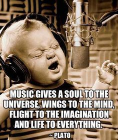 """""""One good thing about music, is when it hits you, you feel no pain."""" ~ Bob Marley  #WednesdayWellness: Tap into the healing power of music! Research suggests that music is not only """"mood medicine"""" for coping with intense feelings, it can also benefit our physical and mental health in numerous other ways. Read on to learn 20 surprising, science-backed health benefits of music: http://greatist.com/happiness/unexpected-health-benefits-music"""