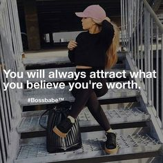 Believe in yourself #GlowGetters  @bossbabe.inc by Ed Zimbardi http://edzimbardi.com