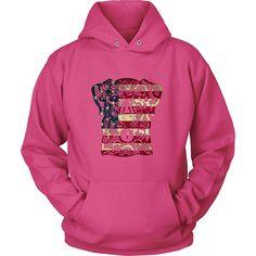 American Flag Labrador T-Shirt & Hoodies