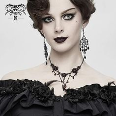"""Brand:EVA LADY Material:ALLOY Weight:0.02KG Size:One Size(Length:51CM/20.1"""") Sku:EAS012 Vintage Gothic, Vintage Ladies, Women's Accessories, Delicate, Vintage Fashion, Punk, Lady, Design, Style"""