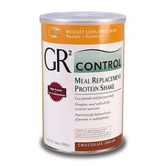 GR2 Control Meal Replacement Protein Shake-GNLD