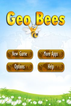 Geo Bees - Geo Bees is a fantastic tool to learn physical geography.