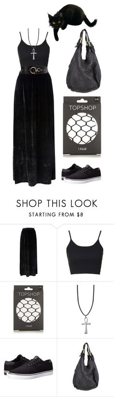 """""""Untitled #26"""" by faeriefable ❤ liked on Polyvore featuring Attic and Barn, Topshop, Lakai and Tom Rebl"""