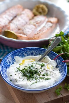 Baked Salmon (Lax i ugn) Healthy & Delicious Eat Pretty, Swedish Recipes, Baked Salmon, Fish And Seafood, Salmon Recipes, Food Inspiration, Healthy Recipes, Healthy Meals, A Food