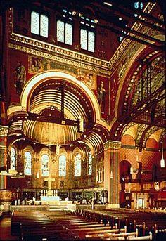 Trinity Church, Boston, Massachusetts