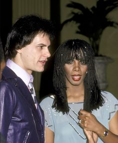 """1980s: """" KC minus the Sunshine Band and Donna Summer - 1982 """""""