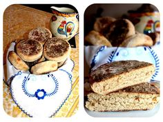Azores Cakes, typical from the Furnas Village in the island of S. Miguel