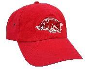 Arkansas Razorbacks hat - Vintage Basement.